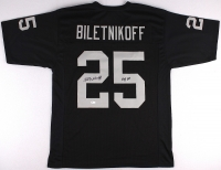 "Fred Biletnikoff Signed Raiders Jersey Inscribed ""HOF 88"" (JSA COA) at PristineAuction.com"