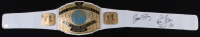 """Ric Flair Signed WWE Intercontinental Championship Belt Inscribed """"The Nature Boy"""" & """"16x"""" (Schwartz COA) at PristineAuction.com"""