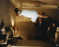 """Linda Blair Signed """"The Exorcist"""" 16x20 Photo Inscribed """"Sweet Dreams!"""" (Schwartz COA) at PristineAuction.com"""