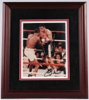 Oscar De La Hoya Signed 15x17 Custom Framed Photo Display (PSA COA) at PristineAuction.com