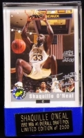 1992 Classic #NNO1 Shaquille O'Neal Autograph RC #1293/2500 at PristineAuction.com