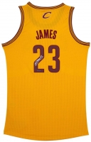LeBron James Signed Cavaliers Authentic Jersey (UDA COA) at PristineAuction.com