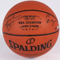 "Kobe Bryant Signed LE 1st Championship Baskeball Inscribed ""1st Ring"" (Panini COA) at PristineAuction.com"