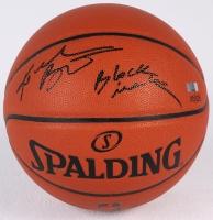 "Kobe Bryant Signed LE Baskeball Inscribed ""Black Mamba"" (Panini COA) at PristineAuction.com"