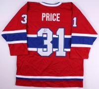Carey Price Signed Canadiens Jersey (JSA COA) at PristineAuction.com