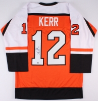 Tim Kerr Signed Flyers Jersey (Sports Integrity COA) at PristineAuction.com
