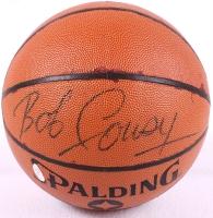 Bob Cousy Signed Basketball (JSA COA) at PristineAuction.com
