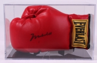 Muhammad Ali Signed Everlast Boxing Glove with Display Case (JSA LOA) at PristineAuction.com