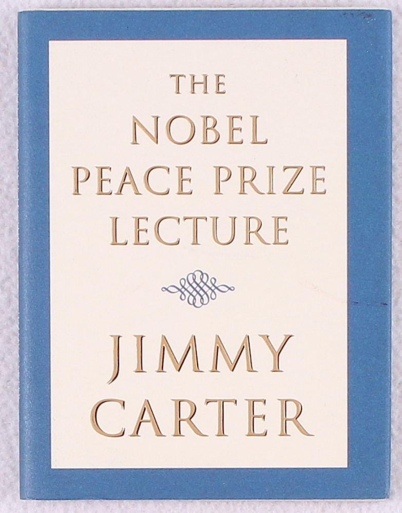 an analysis of jimmy carter as the president of peace President carter ms tippett: after the white house, jimmy carter went on to win the nobel peace prize, to champion organizations such as habitat for humanity, and to found the carter jimmy carter has also published over 20 books of autobiography, political analysis, poetry, and even a novel.