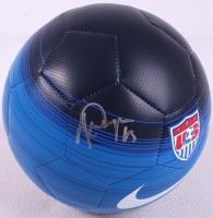 Alex Morgan Signed Team USA Soccer Ball (PSA Hologram) at PristineAuction.com