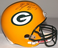 Eddie Lacy Signed Packers Full-Size Helmet (JSA COA) at PristineAuction.com
