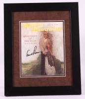 Arnold Palmer Signed 13x16 Custom Framed Photo Display (PSA COA) at PristineAuction.com