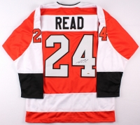 Matt Read Signed Flyers Jersey (SI COA) at PristineAuction.com