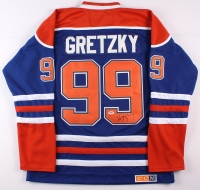 Wayne Gretzky Signed Oilers Jersey (PSA LOA) at PristineAuction.com