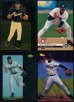 Lot of (4) 1994 Alex Rodriguez Baseball Cards with Upper Deck #24 RC, Classic #51, Classic #100 & Images Four Sport Sudden Impact #SI4 at PristineAuction.com