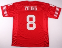 Steve Young Signed 49ers Jersey (JSA COA) at PristineAuction.com