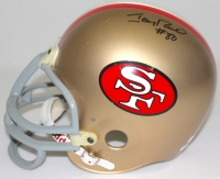 Jerry Rice Signed 49ers Full-Size Helmet (JSA COA) at PristineAuction.com