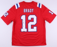 Tom Brady Signed Patriots Nike Authentic Jersey (TriStar) at PristineAuction.com