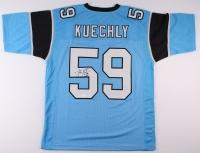 Luke Kuechly Signed Panthers Jersey (JSA COA) at PristineAuction.com