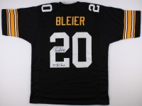 """Rocky Bleier Signed Steelers Jersey Inscribed """"4x SB Champs"""" (JSA COA) at PristineAuction.com"""