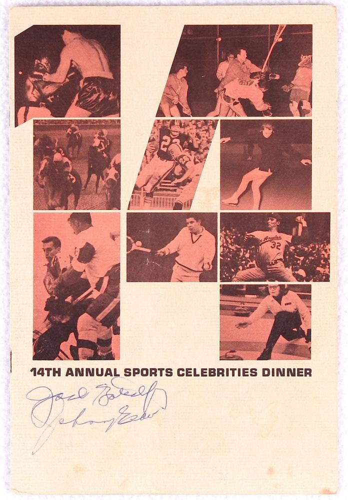 London sports celebrity dinner auction