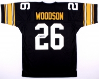 Rod Woodson Signed Steelers Jersey (JSA COA) at PristineAuction.com