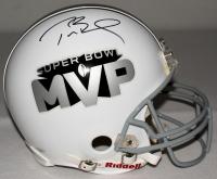 Tom Brady Signed Super Bowl MVP Full Size Authentic Pro-Line Helmet (TriStar) at PristineAuction.com
