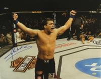 Lyoto Machida Signed UFC 16x20 Photo (SI COA) at PristineAuction.com