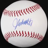 John Smoltz Signed OML Baseball (JSA COA) at PristineAuction.com