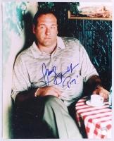 "James Gandolfini Signed ""The Sopranos"" 16x20 Photo Inscribed ""Tony"" (Steiner) at PristineAuction.com"