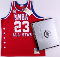 Michael Jordan Signed LE 1989 All-Star Game Jersey (UDA COA) at PristineAuction.com