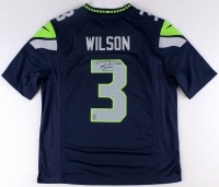 Russell Wilson Signed Seahawks Nike Twill Jersey (Wilson COA) at PristineAuction.com
