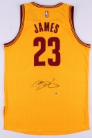 LeBron James Signed Cavaliers Authentic On-Court Jersey (UDA COA) at PristineAuction.com