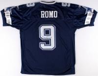 Tony Romo Signed Cowboys Jersey (PSA COA) at PristineAuction.com