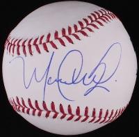 Manny Ramirez Signed OML Baseball (Schwartz COA) at PristineAuction.com