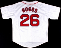 Wade Boggs Red Sox On-Field Style Custom Stitched Jersey (Size XL) at PristineAuction.com