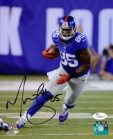 Martellus Bennett Signed Giants 8x10 Photo (JSA COA) at PristineAuction.com