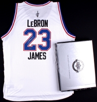 LeBron James Signed Cavaliers 2015 All-Star Game Jersey (UDA COA) at PristineAuction.com
