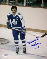 Dave Keon Signed Maple Leafs 8x10 Photo (PSA COA) at PristineAuction.com