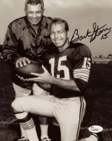Bart Starr Signed Packers 8x10 Photo (JSA COA) at PristineAuction.com