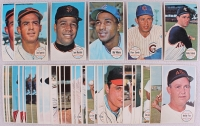 Lot of (40) 1964 Topps Giants with #39 Luis Aparicio, #37 Juan Marichal, #52 Billy Williams, #58 Ron Santo, #9 Rocky Colavito, #13 Nellie Fox, #5 Milt Pappas at PristineAuction.com