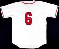Stan Musial Signed Cardinals Jersey (Musial Hologram) at PristineAuction.com