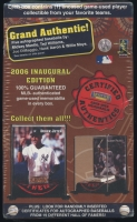 2006 Mounted Memories MLB Certified Authentics Game-Used Memorabilia (Unopened Box) at PristineAuction.com
