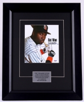 Tony Gwynn Signed Padres 18x22 Custom Framed Display (PSA COA) at PristineAuction.com