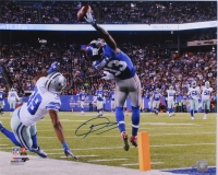 """Odell Beckham Jr. Giants Signed """"The Catch"""" 16x20 Photo (Steiner COA) at PristineAuction.com"""