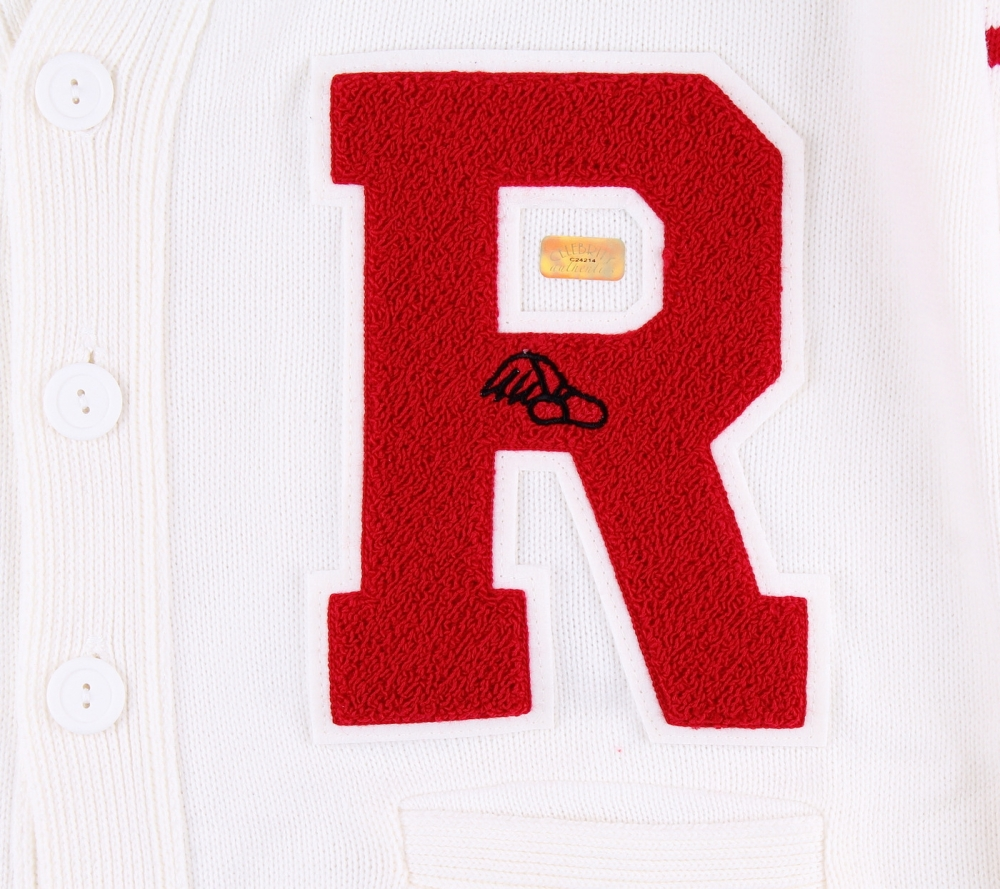 Rydell High Letterman Sweater Costume 60