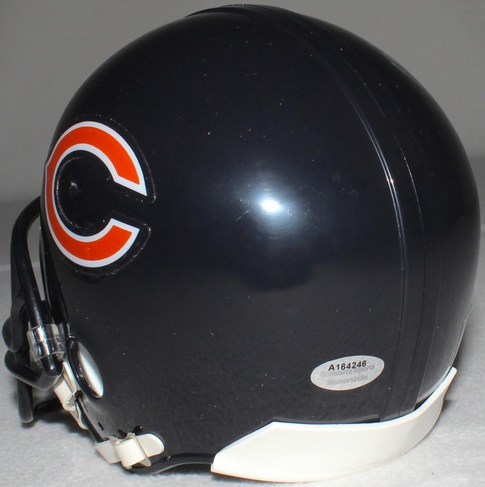 Mike Singletary Chicago Bears Autographed Bears 16x20 Photo HOF 98 #2 ...