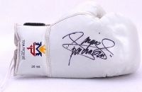 """Manny Pacquiao Signed Boxing Glove Inscribed """"Pacman"""" (Pacquiao COA) at PristineAuction.com"""