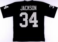 Bo Jackson Signed Raiders Jersey (JSA COA) at PristineAuction.com