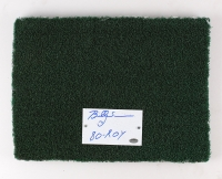 """Billy Sims Signed Silverdome Game-Used 12x16 Turf Slab Inscribed """"80 ROY"""" (RJM COA & Schwartz COA) at PristineAuction.com"""